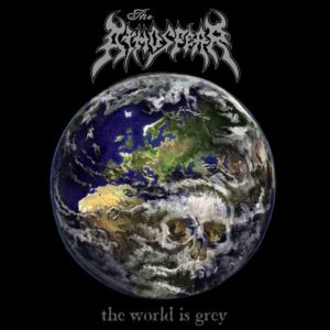 The Atmosfear - The World Is Grey-cover