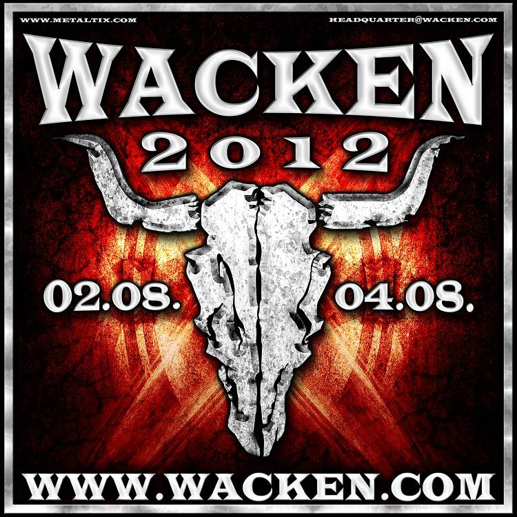 newest 8ad7c 6b60f Wacken Open Air 2012 vom 02.08. - 04.08.2012 | Time For ...