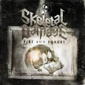 Albumcover_SkeletalDamage_FireAndForget