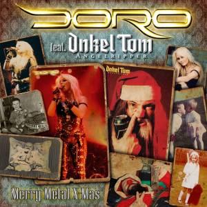 Doro_OnkelTom_MMXMas_Albumcover