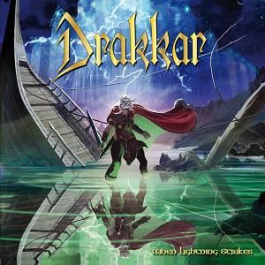 Drakkar-When_Lightning_Strikes-Cover