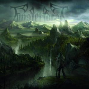 Finsterforst - Rastlos-cover