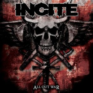 Incite - All Out War - cover