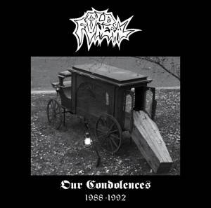 Old Funeral - Our Condolences (1988 - 1992)