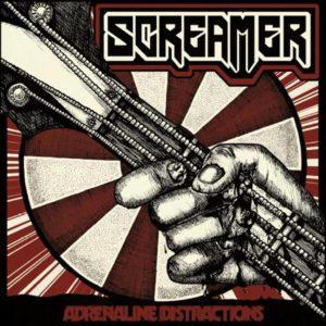 Screamer - Adrenaline Distractions