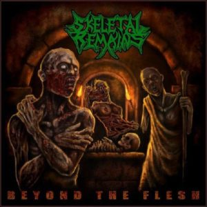 Skeletal Remains - Beyond The Flesh-cover