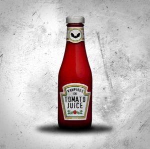 Vampires On Tomato Juice - Vampires On Tomato Juice