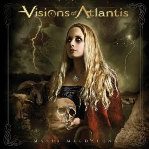 Visions of Atlantis - Maria Magdalena - cover