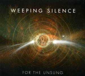 Weeping Silence - For The Unsung-cover
