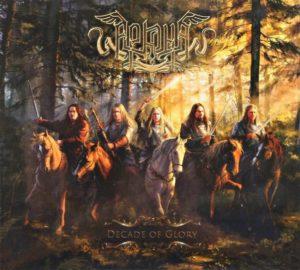 Arkona - Decade of Glory (Live)