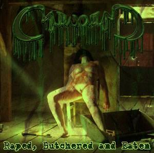 Cuntemonium-Raped,ButcheredAndEaten