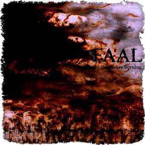 Faal_The_Clouds_Are_Burning_Albumcover