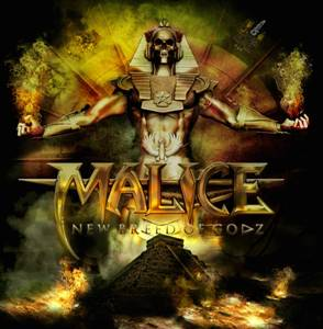 Malice_NewBreedOfGodz_Albumcover