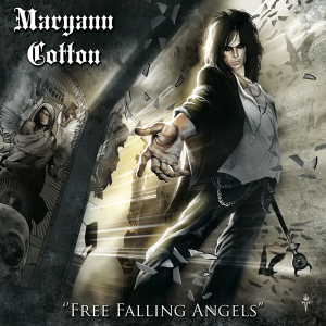 MaryannCotton-FreeFallingAngels_Albumcover