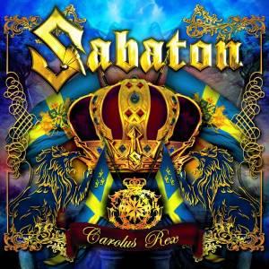 Sabaton_CarolusRex_Cover
