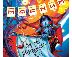 magnum-onthethirteenthDay-cover