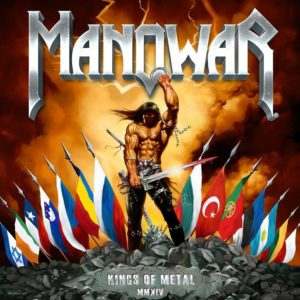 Manowar - Kings Of Metal MMXIV (Silver Editon)