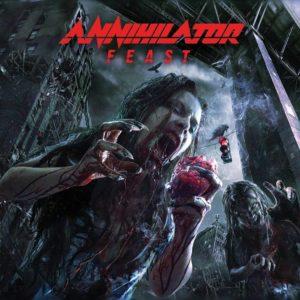 Annihilator - Feast (Neuauflage mit zusätzlicher Live-DVD)