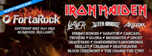 Forta-Rock 2014 Banner