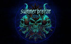 Summer Breeze 2014 Fesival Flyer Logo