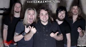 edgedown band bild april 2014