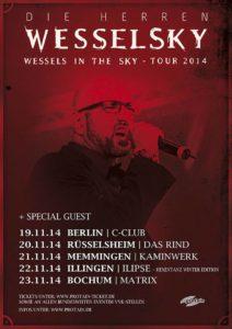 2014 Mai Tourflyer-Die-Herren-Wesselsky
