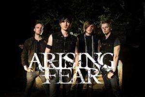 Arising Fear Band Mai 2014 Bild