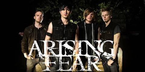 Arising Fear Band Mai 2014 Bild