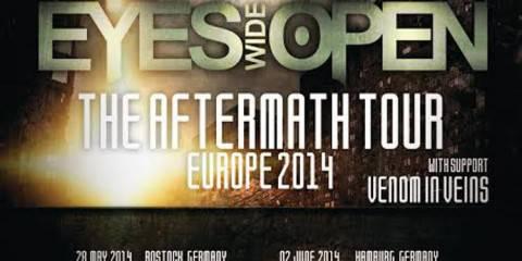 Eyes Wide Open - 2014 Sommer Festival Tour 12.05
