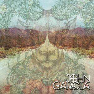 JOHN GARCIA Debütalbum Cover April 2014