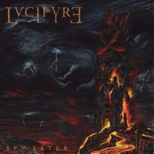 Lvcifyre - Svn Eater - Albumcover