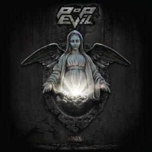 Pop Evil - Onyx Cover