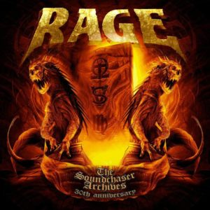 Rage - The Soundchaser Archives Cover