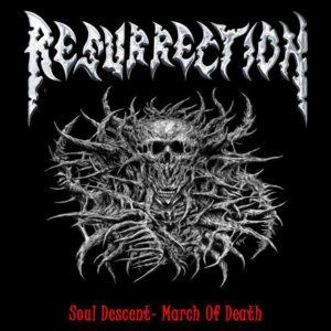 Resurrection - Soul Descent-Cover