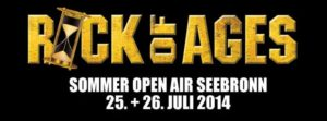 Rock Of Ages 2014 Logo 2014