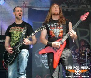 Scarlet Anger Metal Bash 2014 Bild Time For Metal