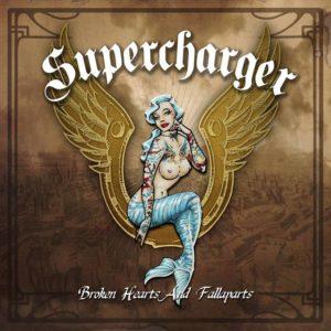 Supercharger - Broken Hearts And Fallaparts