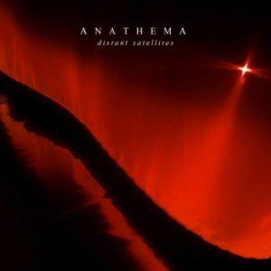Anathema - Distant Satellites Cover