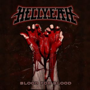 Hellyeha - Blood For Blood Cover