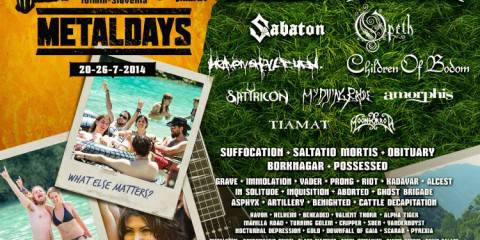 Metaldays Slowenien Flyer 2014 Stand 23.06