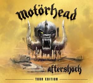 Motörhead Aftershock Tour Edition Cover