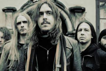 Opeth Band Bild Juni 2014