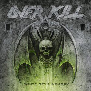 Overkill - White Devil Armory Cover