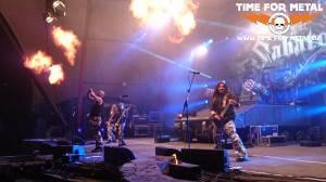 Sabaton - Metalfest
