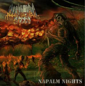 nocturnal breed - napalm nights _ cover
