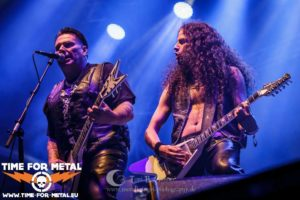 9mm 3 - Live 2014 - RockHarz - Time For Metal