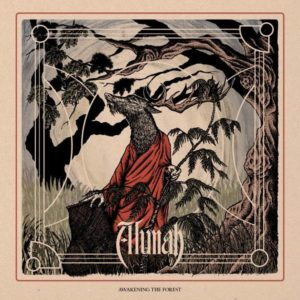 Alunah - Awakening The Forest Cover