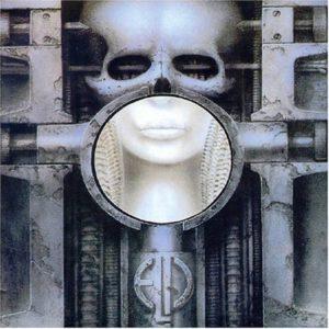 Emerson Lake & Palmer - Brain Salad Surgery Cover