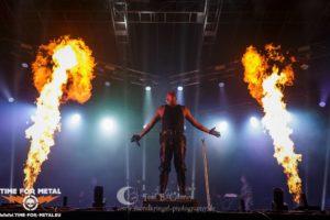 Feuerengel - Rockharz 2014