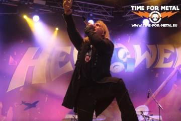 Helloween 2 - Live 2014 - RockHarz - Time For Metal